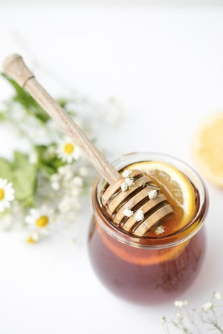 honey products for beauty