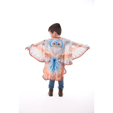 Owl Wing Cape Dress Up