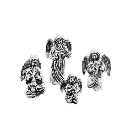 Pewter Angels - The Nativity Collection