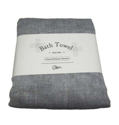 Anti-bacterial Natural Binchotan Bath Towel