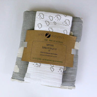 Grey Bundle of Joy Gift Set