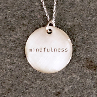 Mindfulness Necklace