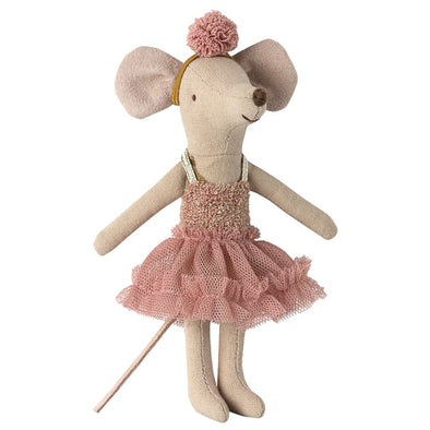Dance Mouse Big Sister - Mira Belle by Maileg