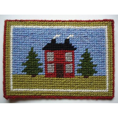 Needlepoint Sampler from Harrisville Designs