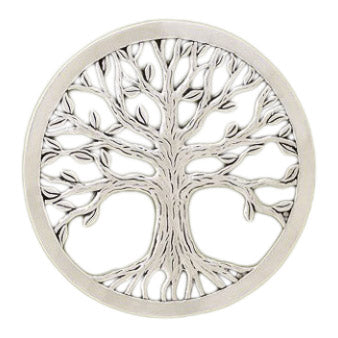 Pewter Tree of Life Trivet