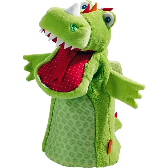 Dragon Vinni Hand Puppet from Haba