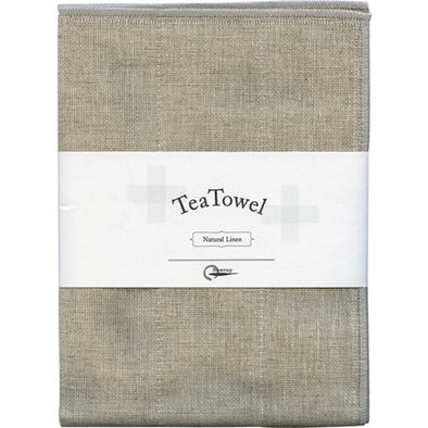 Natural Binchotan Infused Anti-bacterial Tea Towel