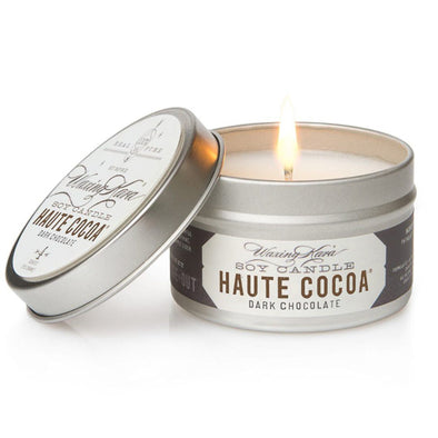 Haute Cocoa Chocolate Tin Candle
