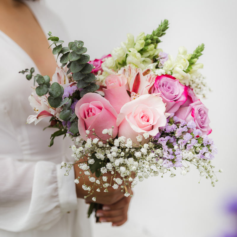All Our Wedding Bouquets - BeMyRose
