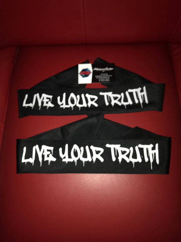 Live Your Truth Bandana