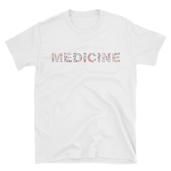 Medicine Unisex T-Shirt - MD Trends