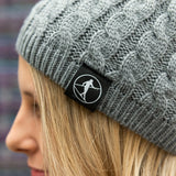 Women's Cable-Knit Beanie
