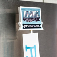 SALE Retro Hi-Wire Tap Handle