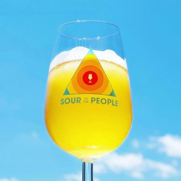 Sour to the People Festival Tasting Glass