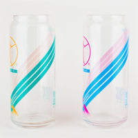 Hazy Tallboy Glass
