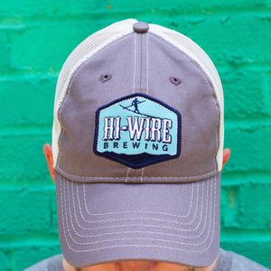 Blue Patch Logo Trucker Hat