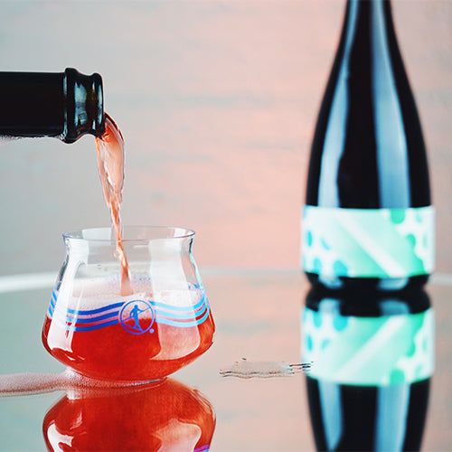 Blueberry & Lime Basil Sour (2020) - 750mL bottle