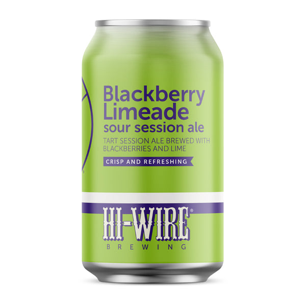 Blackberry Limeade Sour Session Ale - 6-pack