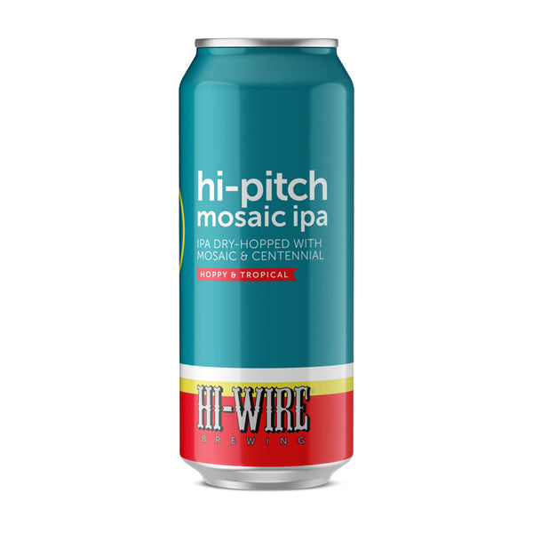Hi-Pitch Mosaic IPA - 6-pack of 16oz cans
