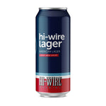 Hi-Wire Lager - 6-pack of 16oz cans
