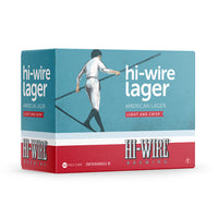Hi-Wire Lager - 12-pack