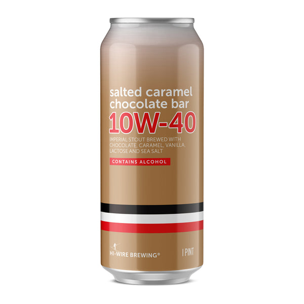 Salted Caramel Chocolate Bar 10W-40 Imperial Stout - 4 pack