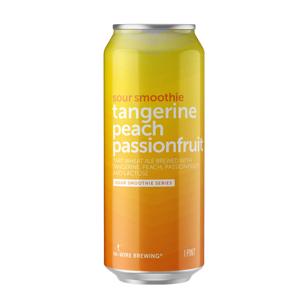 Tangerine Peach Passion Fruit Sour Smoothie - 4 pack