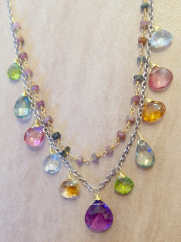 Rainbow of Gems stunner