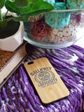 Symbol of Rassilon wood iPhone case for iPhone 6, iPhone 6s, iPhone 6 plus, iPhone 7, iPhone 7 plus, iPhone 8, iPhone 8 plus, iPhone X, XS, XR, XS Max