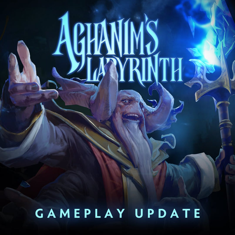[DOTA 2] Aghanims Labyrinth Gameplay Update