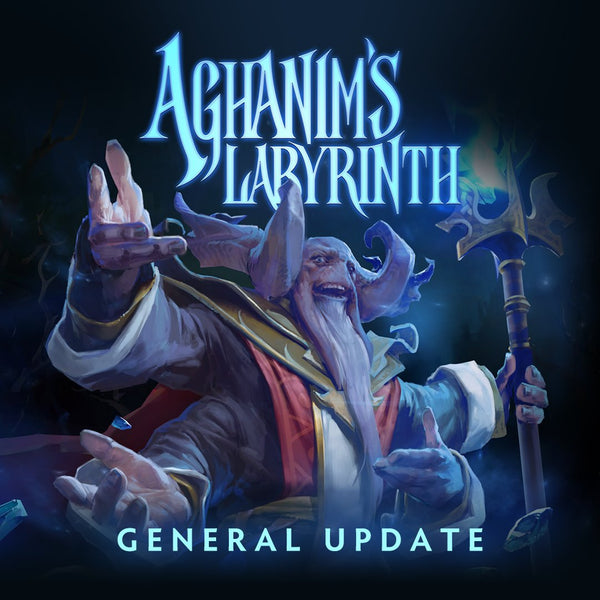 [DOTA 2] AGHANIM'S LABYRINTH UPDATE - JULY 30, 2020