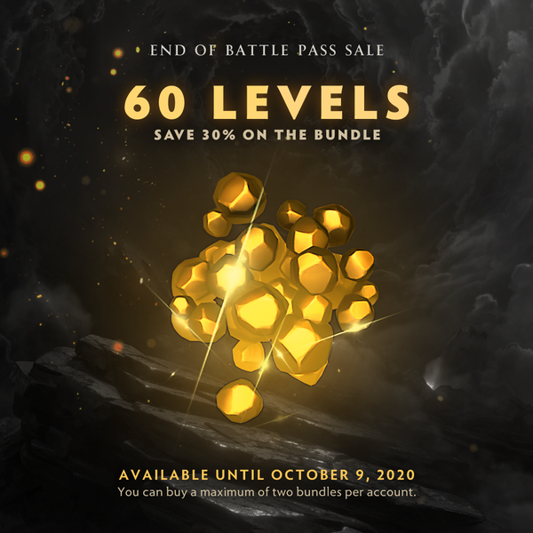 [DOTA 2] The Battle Pass will be extended for 3 more weeks!