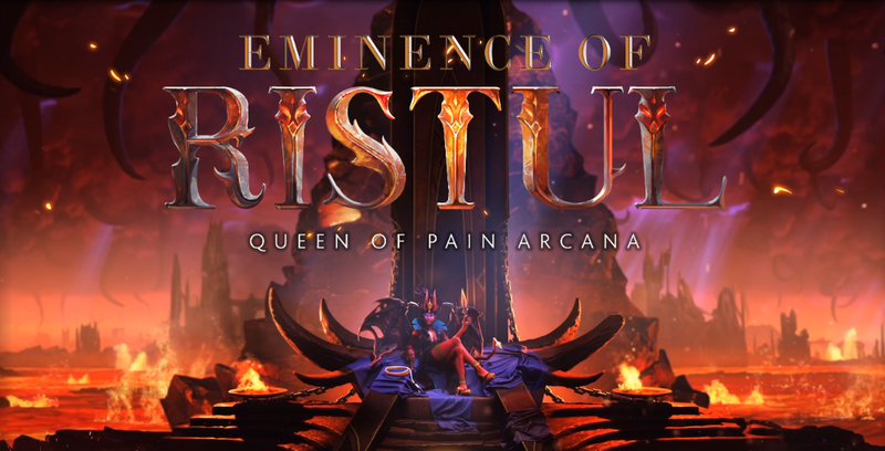 New QOP Arcana is released - The Eminence of Ristul