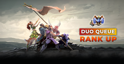 [Dota 2] DuoQ Rank Up - Buy 400 get 100 MMR extra