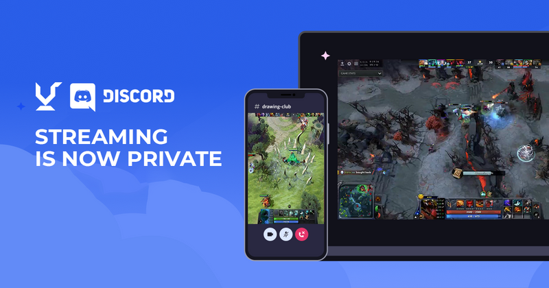[Update] Discord Private Streaming & 15% Discount All Services