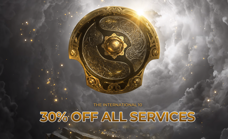 [Dota 2] Last Chance to get 30% Off for Battle Pass Services