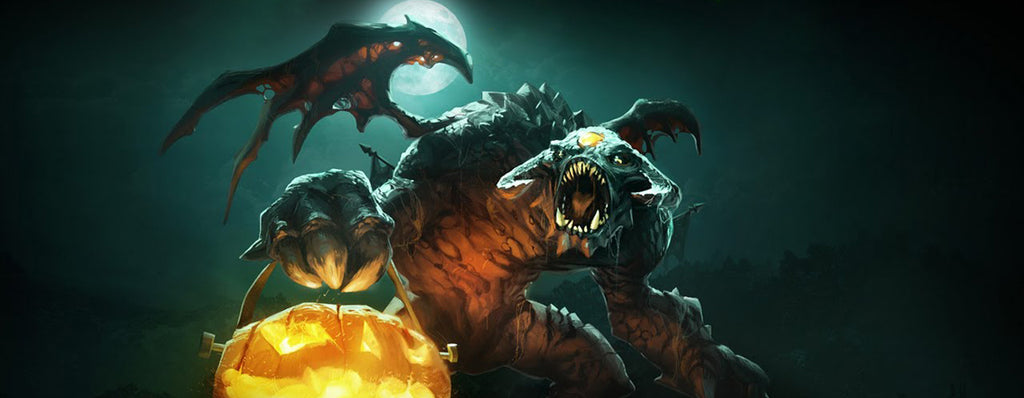 [HALLOWEEN] 20% OFF DOTA 2 ACCOUNTS & MMR BOOSTING SERVICES