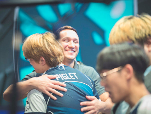 Team Liquid's Steve Arhancet tells us how to run an esports team P1