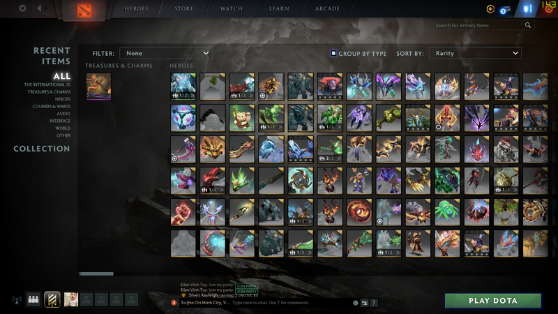 Divine III | MMR: 4840 - Behavior: 9210