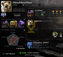 Ancient V | MMR: 4620 - Behavior: 9960