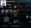 Divine II | MMR: 4950 - Behavior: 9955