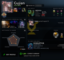 Legend II | MMR: 3240 - Behavior: 7281
