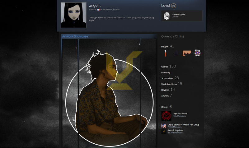 Steam Level 95 | Years of Service: 3 | Games: 130 - DLCs: 82