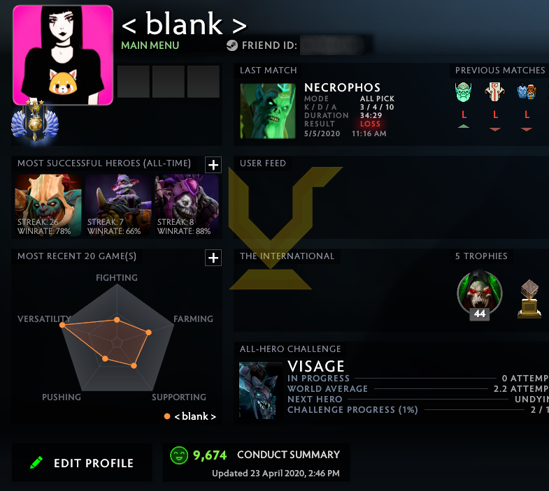 Divine III | MMR: 5030 - Behavior: 9674