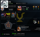 Immortal | MMR: 5750 - Behavior: 8547