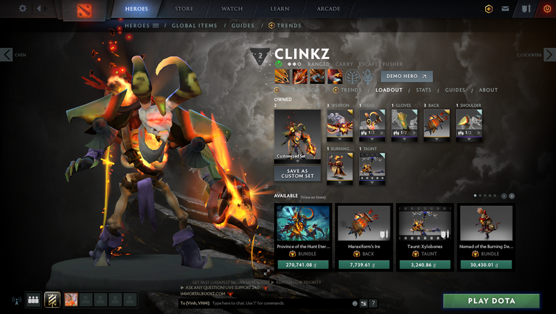 Legend II | MMR: 3110 - Behavior: 10000