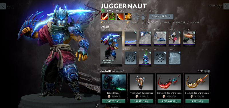 Ancient II | MMR: 4010 - Behavior: 9765