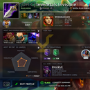 Immortal | MMR: 5480 - Behavior: 9405