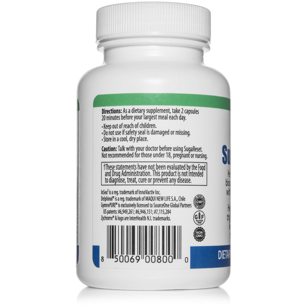 Ultimate Blood Sugar Support Supplement -- SugaReset ®