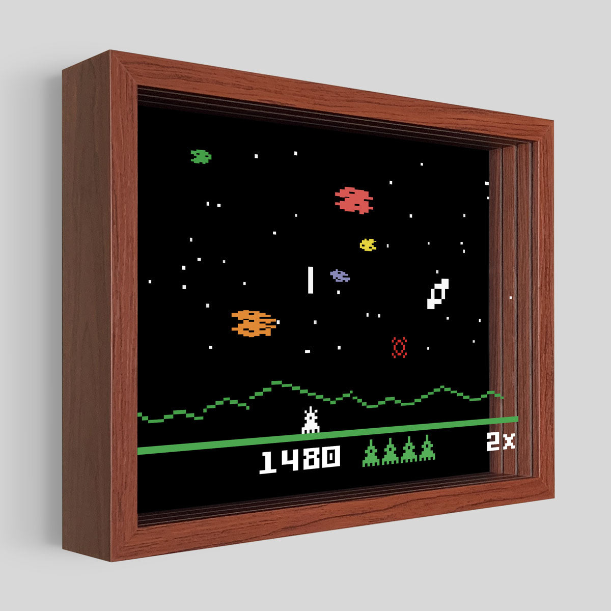 Astrosmash Shadowbox